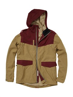 TKPHShell Out Windbreaker Jacket by Quiksilver - FRT1