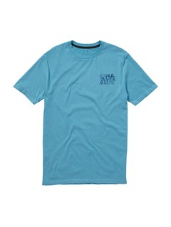 BLP0Mixed Bag Slim Fit T-Shirt by Quiksilver - FRT1