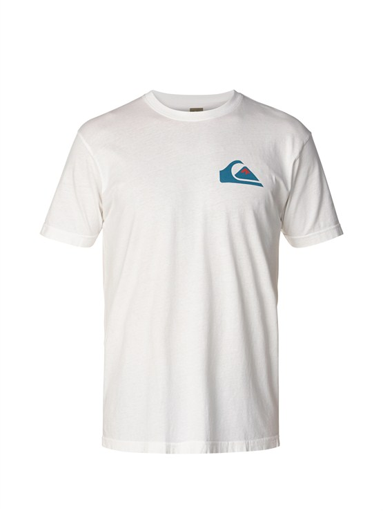 WDV0After Hours T-Shirt by Quiksilver - FRT1