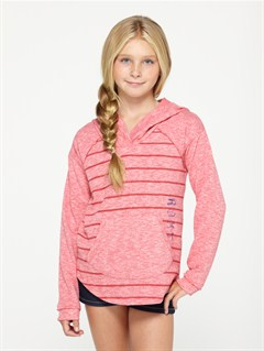 RQM0Girls 7- 4 Beach Bright Hoodie by Roxy - FRT1