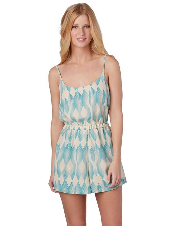 BPM6Shore Thing Dress by Roxy - FRT1