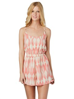 RMZ6Shore Thing Dress by Roxy - FRT1