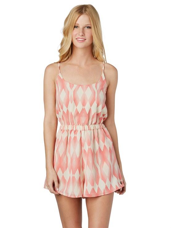 RMZ6Shore Thing Dress by Roxy - FRT1