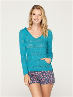 BNY0Spring Fling Long Sleeve Top by Roxy - FRT1