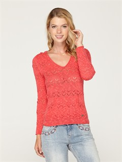 MLR0Good Day Sunshine Sweater by Roxy - FRT1