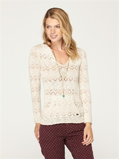 WBS0Day In Paradise Sweater by Roxy - FRT1