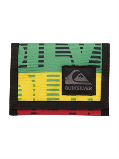 KVJ4Sector Leather Belt by Quiksilver - FRT1