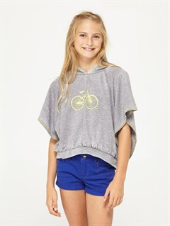 CASGirls 7- 4 Believe Printed B Sweater by Roxy - FRT1