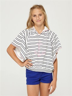 WZOGirls 7- 4 Calla Lily Top by Roxy - FRT1