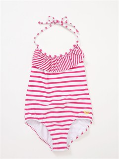 VIOGirls 7- 4 Peaceful Dreamer Criss Cross Tankini Set Swimsuit by Roxy - FRT1