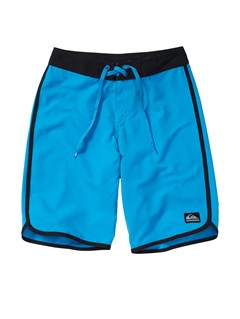 BKV0Boys 8- 6 Kelly Boardshorts by Quiksilver - FRT1