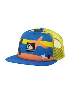 BPC0Boys 8- 6 Boardies Hat  by Quiksilver - FRT1