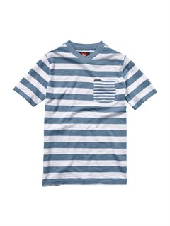 WBB3Boys 8- 6 Mountain And Wave Shirt by Quiksilver - FRT1