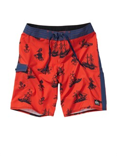 "RQF6Frenzied  9"" Boardshorts by Quiksilver - FRT1"