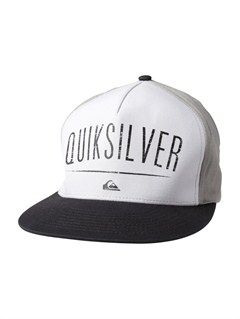 KQC0Boardies Trucker Hat by Quiksilver - FRT1