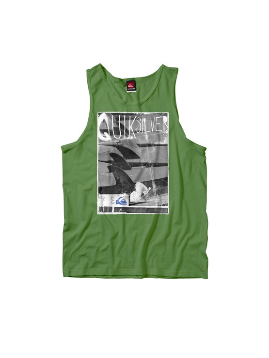 GKOMountain Wave Slim Fit Tank by Quiksilver - FRT1