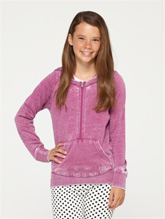 MPF0Girls 7- 4 Believe Printed B Sweater by Roxy - FRT1