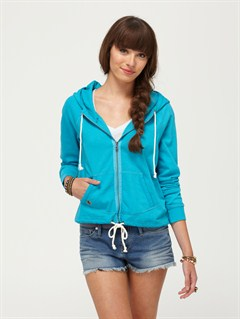 CABGlacial 2 Zip Up Hooded Fleece by Roxy - FRT1