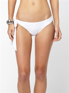 WHTBeach Dreamer Paneled Boy Brief Bikini Bottoms by Roxy - FRT1
