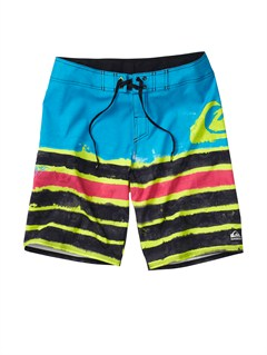 BMJ6BOYS 8- 6 A LITTLE TUDE BOARDSHORTS by Quiksilver - FRT1