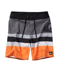 KPC3Boys 8- 6 Kelly Boardshorts by Quiksilver - FRT1