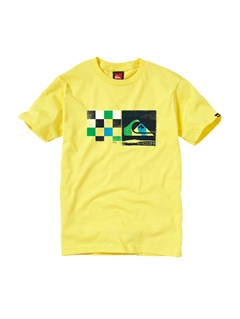 YELBoys 8- 6 2nd Session T-Shirt by Quiksilver - FRT1