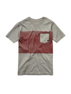 SGR0Boys 8- 6 Attack T-Shirt by Quiksilver - FRT1