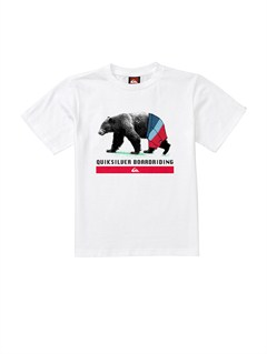 WBB0Boys 2-7 Sprocket T-Shirt by Quiksilver - FRT1