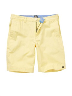 YDZ0Disruption Chino 2   Shorts by Quiksilver - FRT1