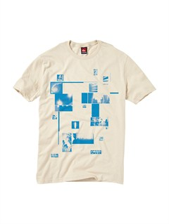 SEW03D Fake Out T-Shirt by Quiksilver - FRT1