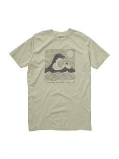 GBT0Ancestor Slim Fit T-Shirt by Quiksilver - FRT1