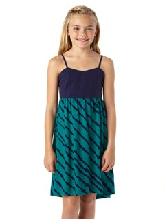 GRL3Girls 7- 4 Beach Knoll Dress by Roxy - FRT1