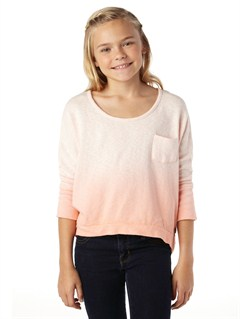 MGE6Girls 7- 4 Believe Printed B Sweater by Roxy - FRT1
