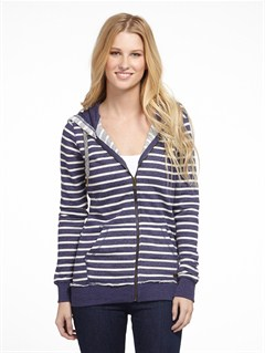 PSS3Beauty Stardust Striped Hoodie by Roxy - FRT1