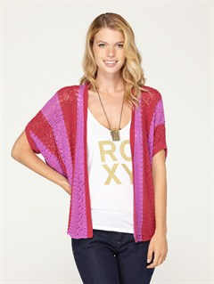 PKY3Good Day Sunshine Sweater by Roxy - FRT1