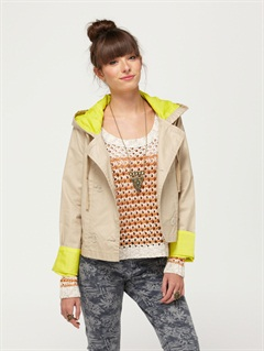 DESDouble Switch Jacket by Roxy - FRT1