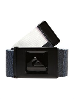 WHT 0th Street Belt by Quiksilver - FRT1