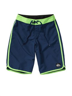BTK0Boys 8- 6 Kelly Boardshorts by Quiksilver - FRT1