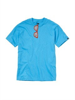 BMM0Baby Biter Glow in the Dark T-Shirt by Quiksilver - FRT1