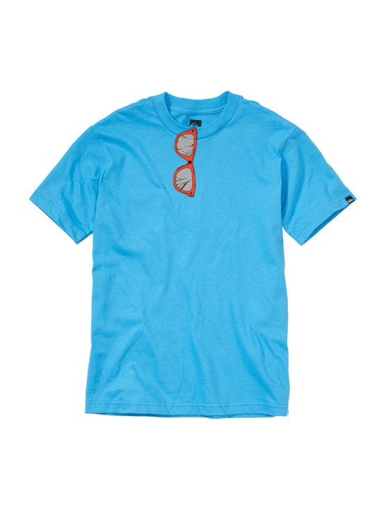 BMM0Boys 2-7 Gravy All Over T-Shirt by Quiksilver - FRT1