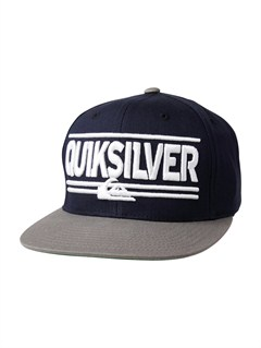 KTP0Please Hold Trucker Hat by Quiksilver - FRT1
