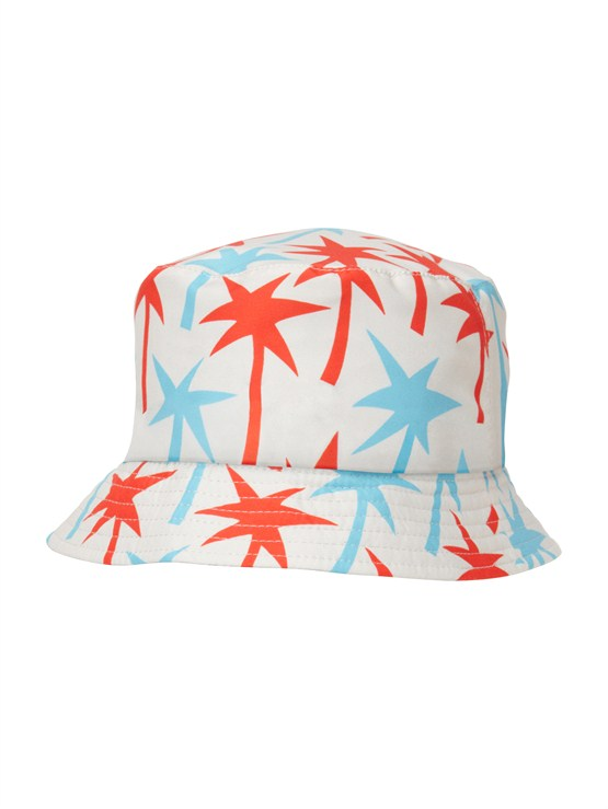 SKT0State of Aloha Hat by Quiksilver - FRT1