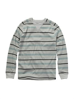 SGR3Snit Stripe Sweater by Quiksilver - FRT1