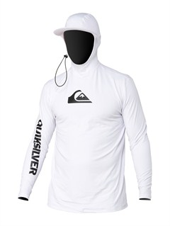 WBB0All Time LS Rashguard by Quiksilver - FRT1