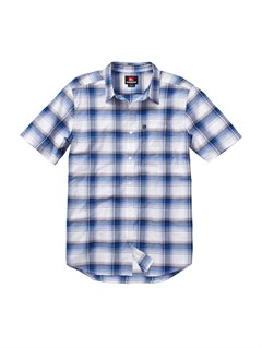 BQR1Men s Anahola Bay Short Sleeve Shirt by Quiksilver - FRT1