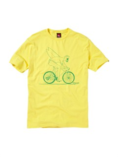 YGP03D Fake Out T-Shirt by Quiksilver - FRT1