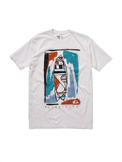 WCB0Mixed Bag Slim Fit T-Shirt by Quiksilver - FRT1