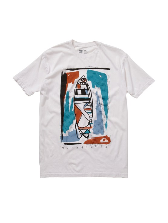 WCB0Easy Pocket T-Shirt by Quiksilver - FRT1