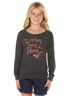 KVJ0Girls 7- 4 Burner ND Long Sleeve Top by Roxy - FRT1