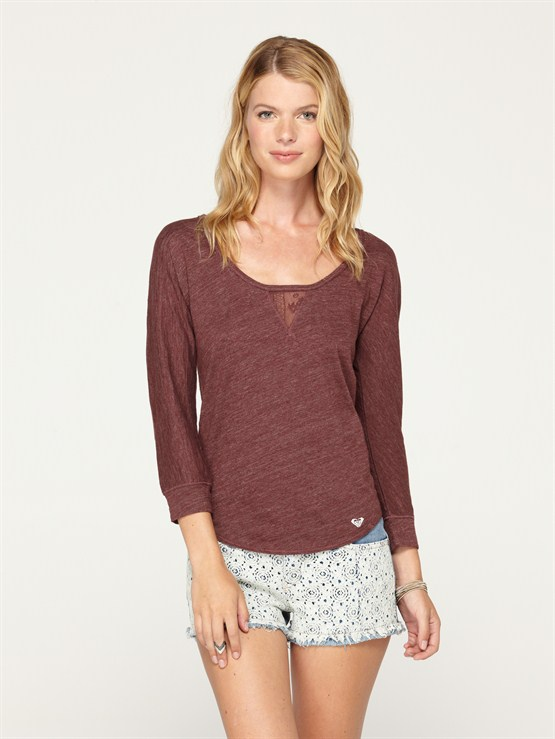 RSQ0BEAUTIFUL LIFE SWEATER by Roxy - FRT1